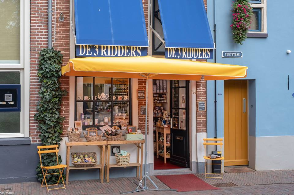Delicatessenwinkel in Deventer